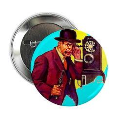 Gangster #3 Button