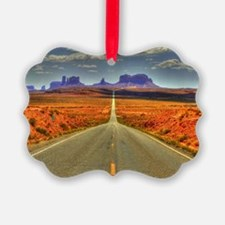 Monument Valley Ornament