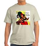 Gun Molls Ash Grey T-Shirt