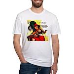 Gun Molls Fitted T-Shirt