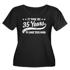 Funny 35th Birthday T