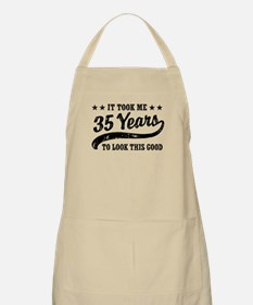 Funny 35th Birthday Apron