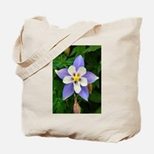 Tote Bag - Single Columbine (each side)