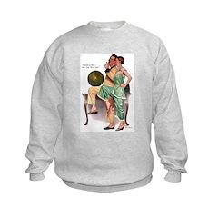 Hands on Hips Sweatshirt