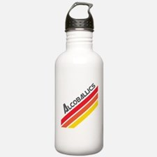 Alcoballics Water Bottle