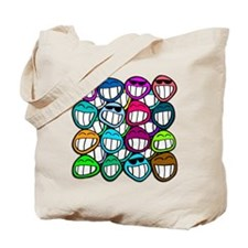 Smile at the world! Tote Bag