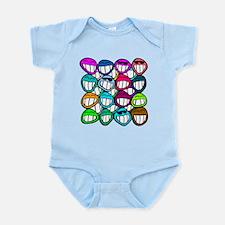 Smile at the world! Infant Bodysuit
