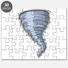 Cartoon Tornado Puzzle