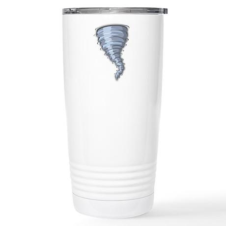 Cartoon Tornado Travel Mug