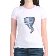 Cartoon Tornado T-Shirt