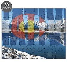 Colorado Native Puzzle