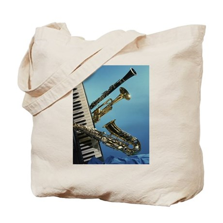 Instruments Tote Bag