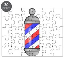 Barber Shop Pole Puzzle