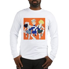 Hollywood Hams Long Sleeve T-Shirt