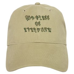 God Bless Us Every One! Baseball Cap