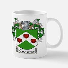 Kearns Coat of Arms Mug