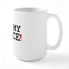 OFF MY BONCE! Mug