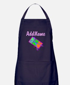 SUPER HAIR STYLIST Apron (dark)