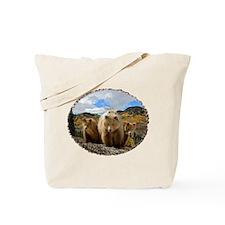 Bear Family Tote Bag