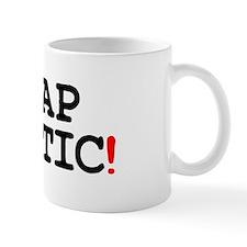 CRAPTASTIC! Small Mug