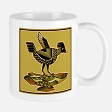 Mimbres Quail Ochre Mug