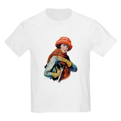 Ice Skating Kids T-Shirt