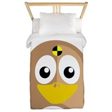 Crash Test Dummy Penguin Twin Duvet
