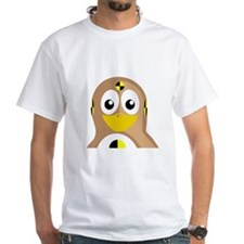 Crash Test Dummy Penguin T-Shirt