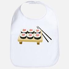 Sushi Love Bib