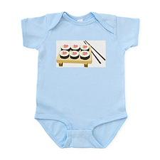 Sushi Love Infant Bodysuit