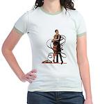 Roll It! Jr. Ringer T-Shirt