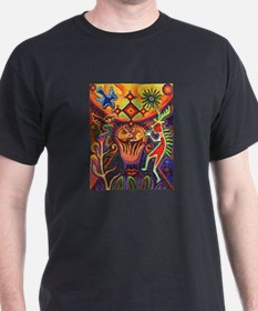 Shaman Red Deer 1 T-Shirt