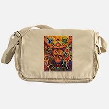 Shaman Red Deer 1 Messenger Bag