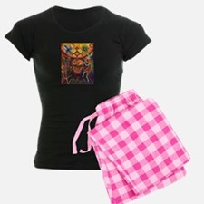 Shaman Red Deer 1 pajamas