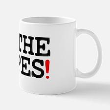 ON THE ROPES! Small Mug
