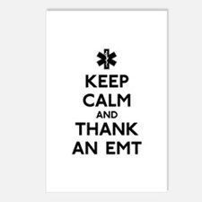 Thank An EMT Postcards (Package of 8)