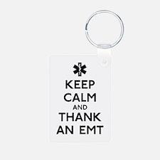 Thank An EMT Keychains
