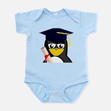 Graduate Penguin Body Suit