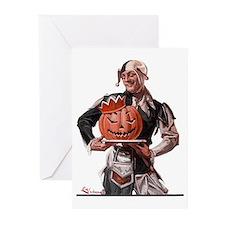 Jack-O-Lantern Greeting Cards (Pk of 10)