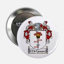 "McGowan Coat of Arms 2.25"" Button (10 pack)"