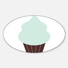 Cute Cupcake Decal