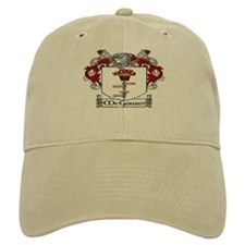 McGowan Coat of Arms Baseball Baseball Cap