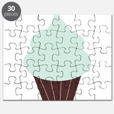 Cute Cupcake Puzzle