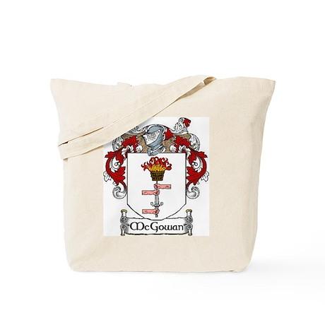 McGowan Coat of Arms Tote Bag