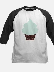 Cute Cupcake Baseball Jersey