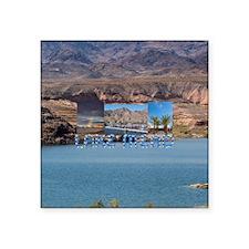 "ABH Lake Mead Square Sticker 3"" x 3"""