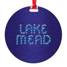 Lake Mead Americasbesthistory.com Ornament