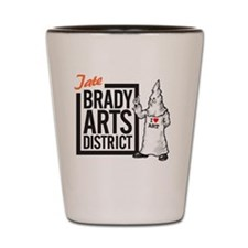 Tate Brady Arts District Shot Glass