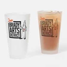 Tate Brady Arts District Drinking Glass