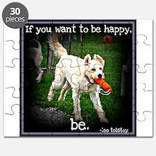 Be Happy Puzzle
